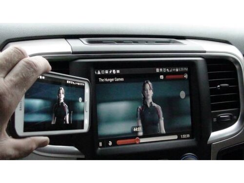Dodge  Ram 1500 Apple/Android mirror/streaming