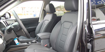 Ssangyong Rexton 2 persoons