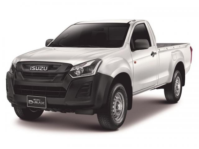 Isuzu D-max single cab L